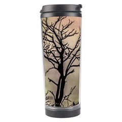 Fantasy Landscape Illustration Travel Tumbler