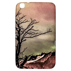 Fantasy Landscape Illustration Samsung Galaxy Tab 3 (8 ) T3100 Hardshell Case