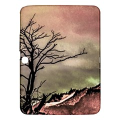 Fantasy Landscape Illustration Samsung Galaxy Tab 3 (10.1 ) P5200 Hardshell Case