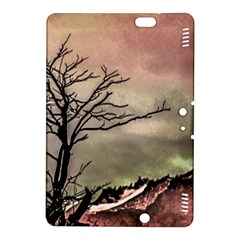 Fantasy Landscape Illustration Kindle Fire HDX 8.9  Hardshell Case