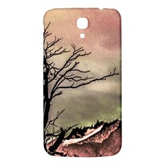 Fantasy Landscape Illustration Samsung Galaxy Mega I9200 Hardshell Back Case