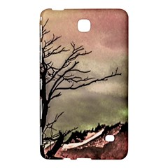 Fantasy Landscape Illustration Samsung Galaxy Tab 4 (7 ) Hardshell Case