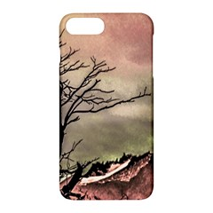 Fantasy Landscape Illustration Apple iPhone 7 Plus Hardshell Case