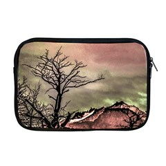 Fantasy Landscape Illustration Apple Macbook Pro 17  Zipper Case
