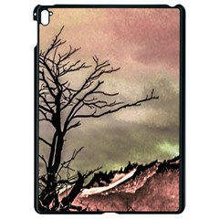 Fantasy Landscape Illustration Apple iPad Pro 9.7   Black Seamless Case