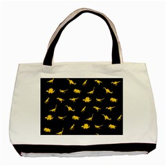 Dinosaurs pattern Basic Tote Bag