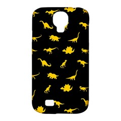 Dinosaurs pattern Samsung Galaxy S4 Classic Hardshell Case (PC+Silicone)