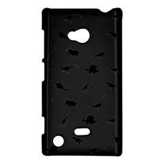 Dinosaurs pattern Nokia Lumia 720