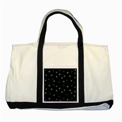 Cactus pattern Two Tone Tote Bag