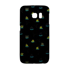 Cactus pattern Galaxy S6 Edge