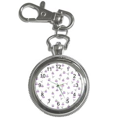 Cactus pattern Key Chain Watches