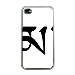 Thimphu  Apple iPhone 4 Case (Clear)