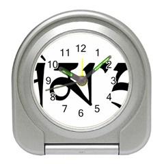 Thimphu Travel Alarm Clocks