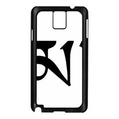Thimphu Samsung Galaxy Note 3 N9005 Case (Black)