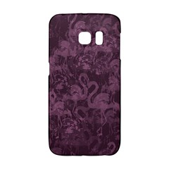 Flamingo pattern Galaxy S6 Edge