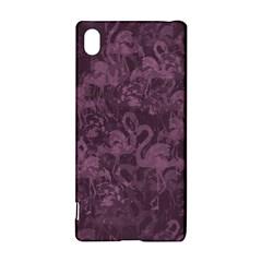 Flamingo pattern Sony Xperia Z3+