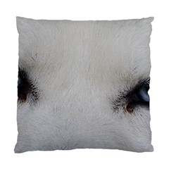 Akita Inu White Eyes Standard Cushion Case (One Side)