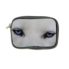 Akita Inu White Eyes Coin Purse