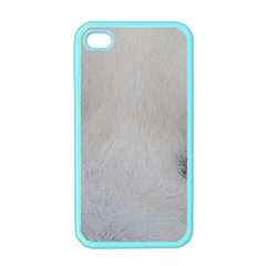 Akita Inu White Eyes Apple iPhone 4 Case (Color)