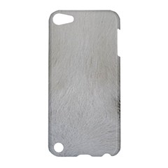 Akita Inu White Eyes Apple iPod Touch 5 Hardshell Case