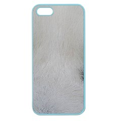 Akita Inu White Eyes Apple Seamless iPhone 5 Case (Color)