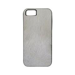 Akita Inu White Eyes Apple iPhone 5 Classic Hardshell Case (PC+Silicone)