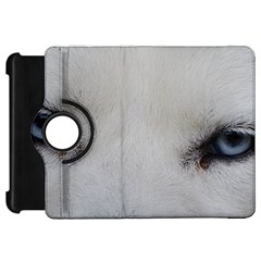 Akita Inu White Eyes Kindle Fire HD 7