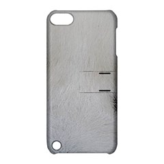 Akita Inu White Eyes Apple iPod Touch 5 Hardshell Case with Stand