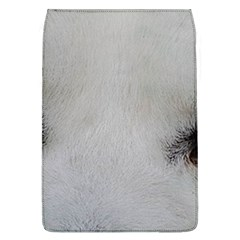 Akita Inu White Eyes Flap Covers (L)