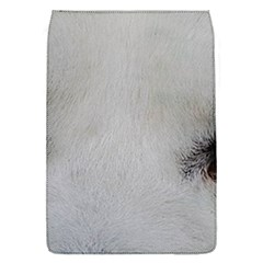 Akita Inu White Eyes Flap Covers (S)