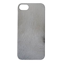 Akita Inu White Eyes Apple iPhone 5S/ SE Hardshell Case