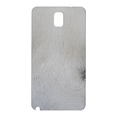 Akita Inu White Eyes Samsung Galaxy Note 3 N9005 Hardshell Back Case