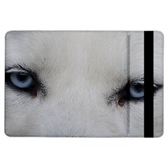 Akita Inu White Eyes iPad Air Flip