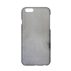 Akita Inu White Eyes Apple iPhone 6/6S Hardshell Case