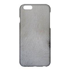 Akita Inu White Eyes Apple iPhone 6 Plus/6S Plus Hardshell Case