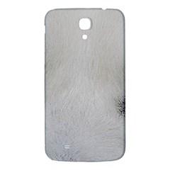 Akita Inu White Eyes Samsung Galaxy Mega I9200 Hardshell Back Case