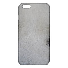 Akita Inu White Eyes iPhone 6 Plus/6S Plus TPU Case