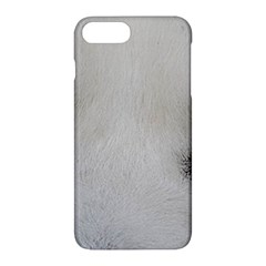 Akita Inu White Eyes Apple iPhone 7 Plus Hardshell Case