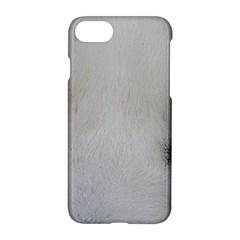 Akita Inu White Eyes Apple iPhone 7 Hardshell Case