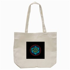 Abstract Mechanical Object Tote Bag (cream)