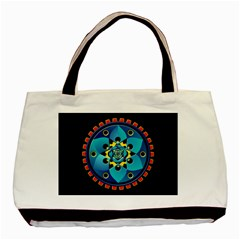 Abstract Mechanical Object Basic Tote Bag (two Sides)