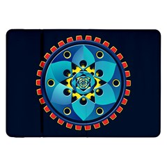 Abstract Mechanical Object Samsung Galaxy Tab 8 9  P7300 Flip Case