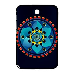 Abstract Mechanical Object Samsung Galaxy Note 8 0 N5100 Hardshell Case