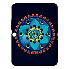 Abstract Mechanical Object Samsung Galaxy Tab 3 (10.1 ) P5200 Hardshell Case