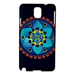Abstract Mechanical Object Samsung Galaxy Note 3 N9005 Hardshell Case