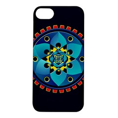 Abstract Mechanical Object Apple iPhone 5S/ SE Hardshell Case
