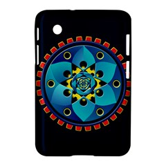 Abstract Mechanical Object Samsung Galaxy Tab 2 (7 ) P3100 Hardshell Case