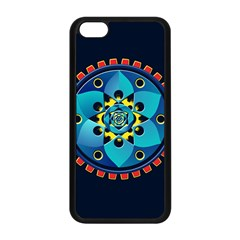 Abstract Mechanical Object Apple Iphone 5c Seamless Case (black)