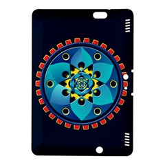 Abstract Mechanical Object Kindle Fire HDX 8.9  Hardshell Case
