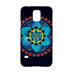 Abstract Mechanical Object Samsung Galaxy S5 Hardshell Case